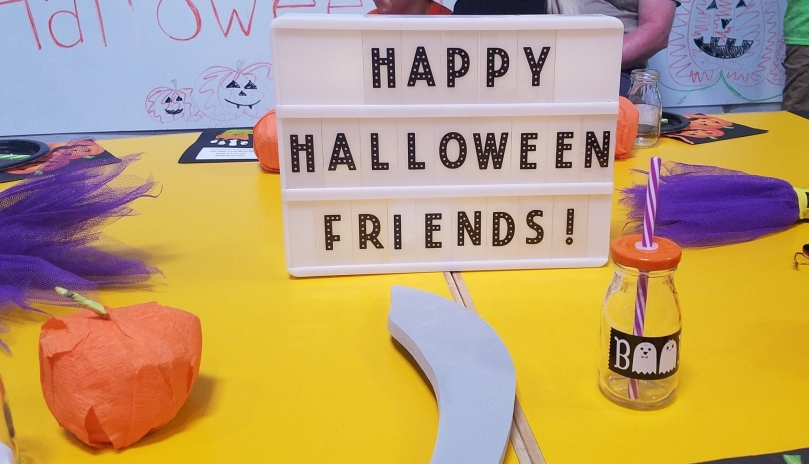 Halloween at Kid Ventures